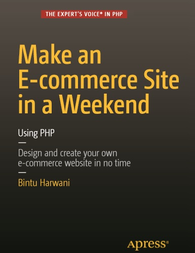 Make an E-commerce Site in a Weekend Using PHP