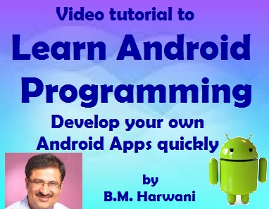 Develop Smartphone Apps in Android